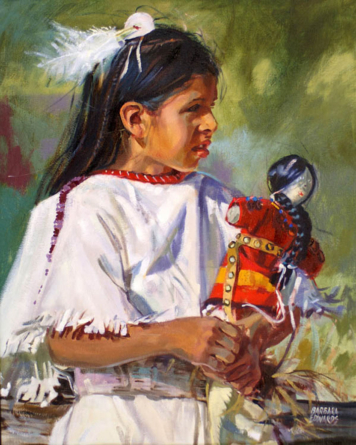 Little Sunshine by  Barbara Summers Edwards - Masterpiece Online