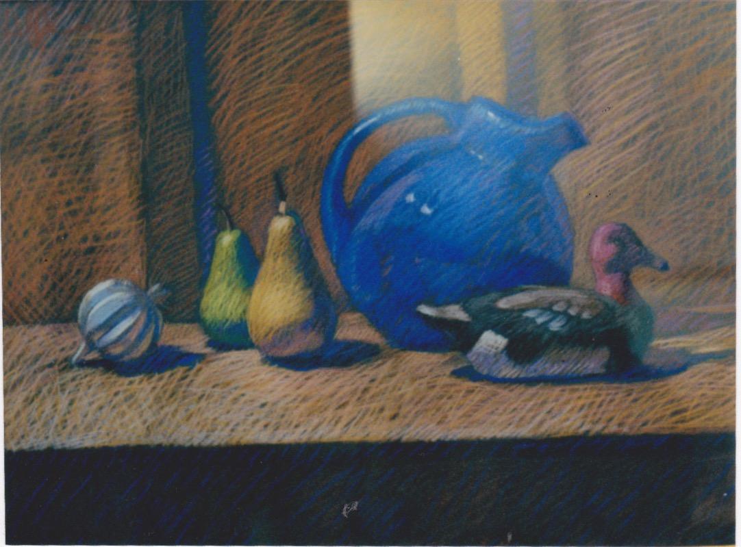 Still Life with Duck by  Melissa Hefferlin - Masterpiece Online