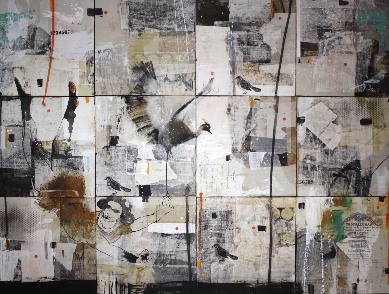 TAPIZ URBANO by Mr. AMADOR  MONTES - Masterpiece Online
