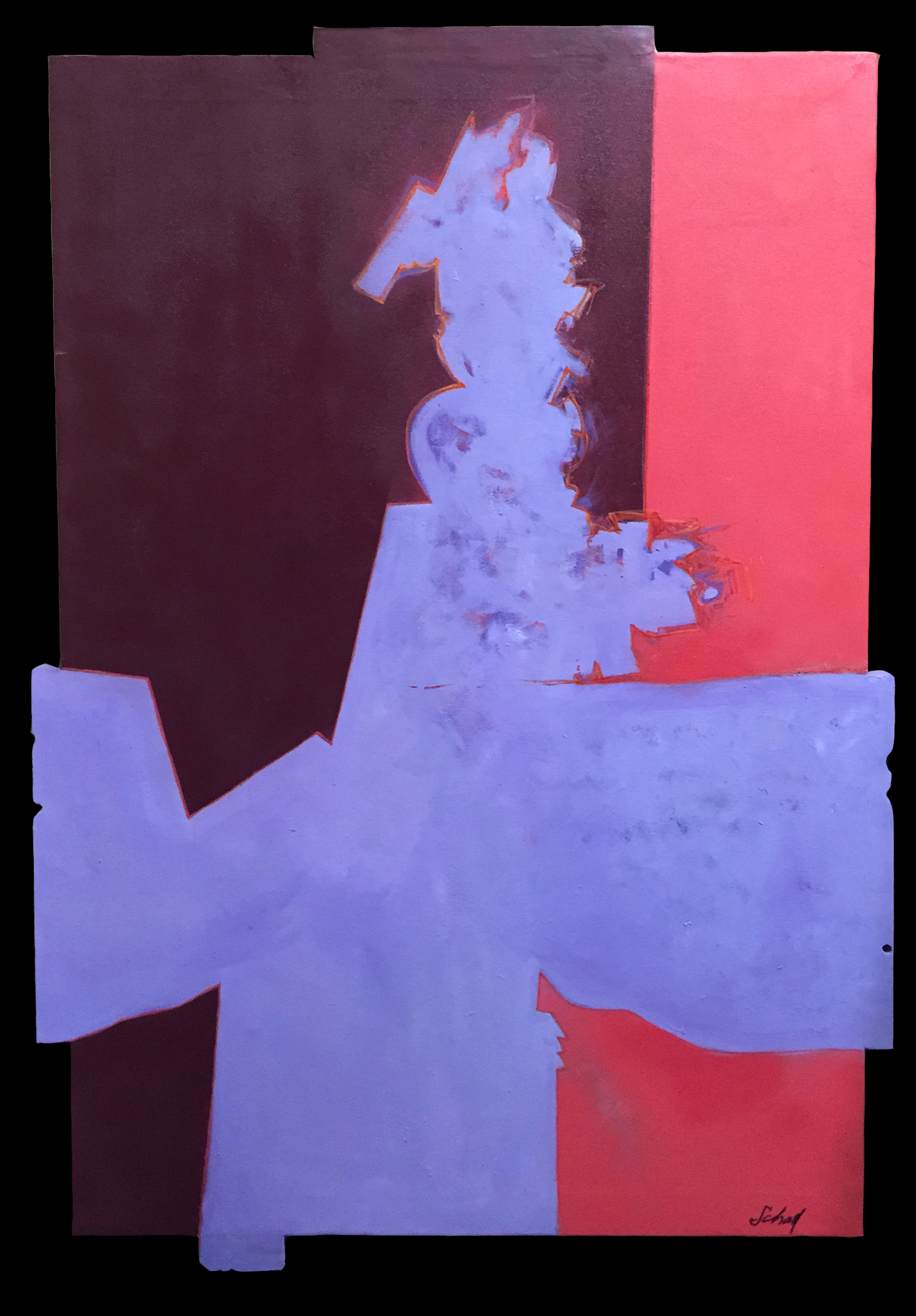 Uriel by  Keith Schall - Masterpiece Online