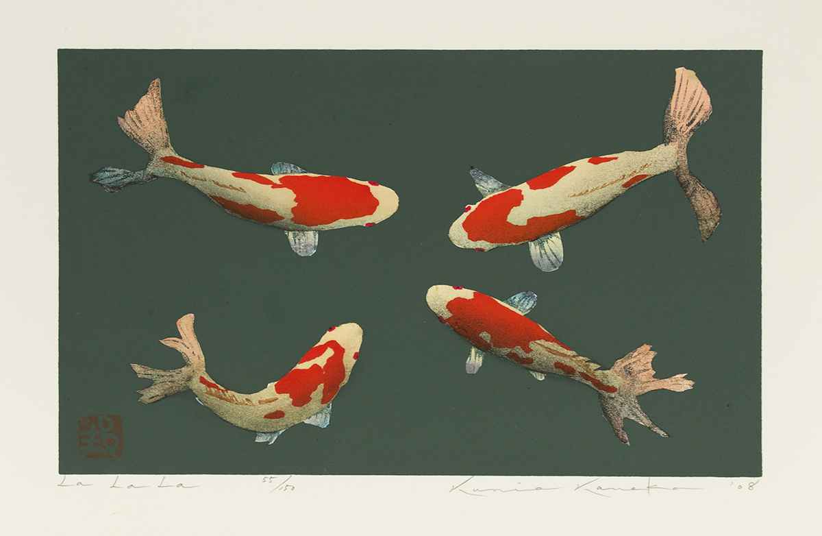 La La La by  Kunio Kaneko - Masterpiece Online