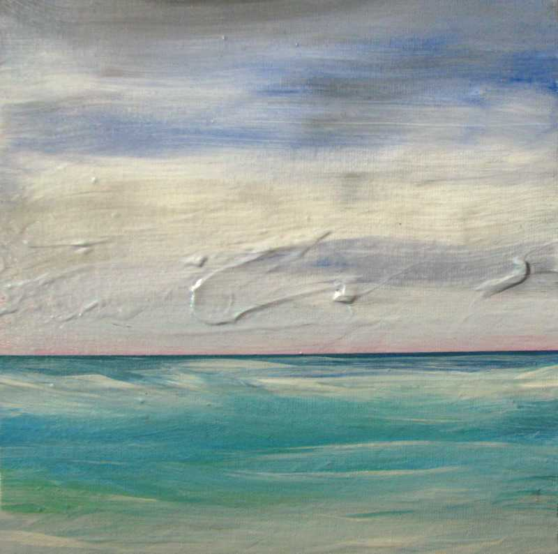 Pacific Blues 4 by  Curt Ginther - Masterpiece Online