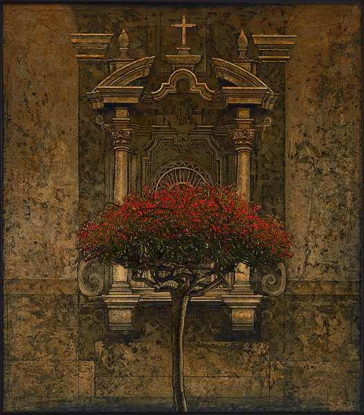 Cotoneaster by  David Smith-Harrison - Masterpiece Online