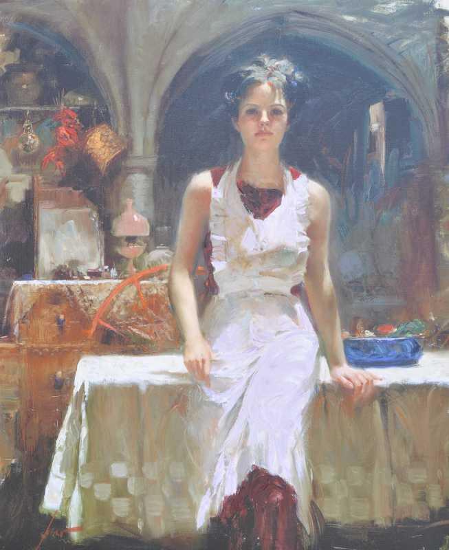 Deborah Revisited by  Pino  - Masterpiece Online