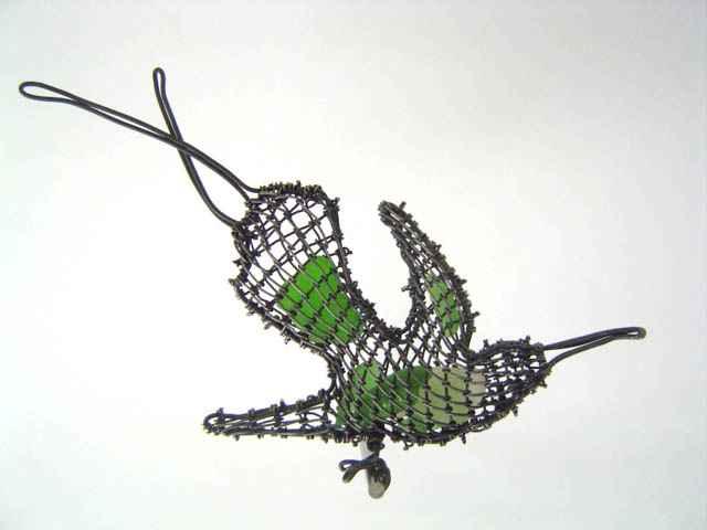 Topaz Hummingbird by  Helen Altman - Masterpiece Online