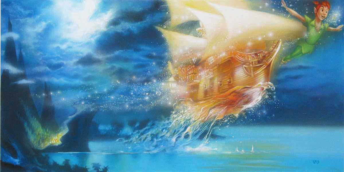 Soaring over the Sea by  John Rowe - Masterpiece Online