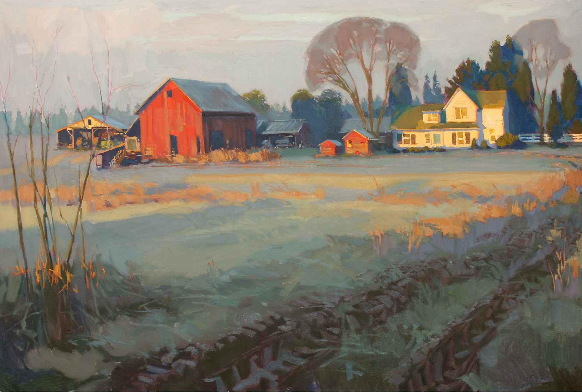 Cool Morning by  Jennifer Diehl - Masterpiece Online