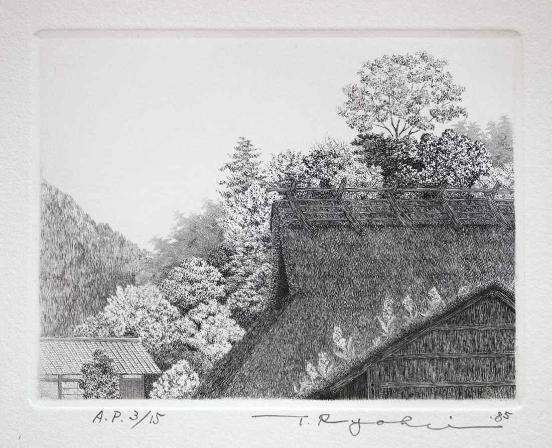 Ohara July  by  Ryohei Tanaka