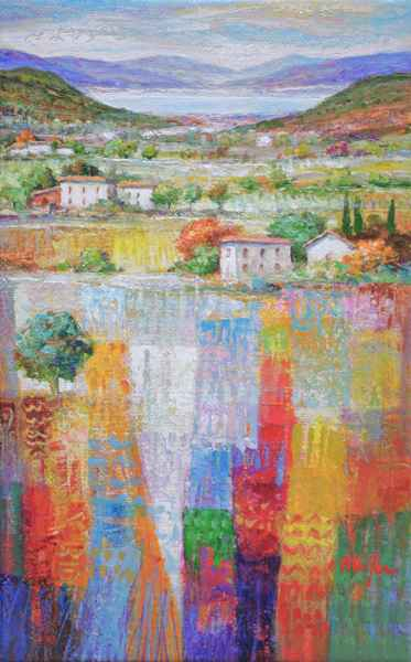 Vista by  Mario Malfer - Masterpiece Online