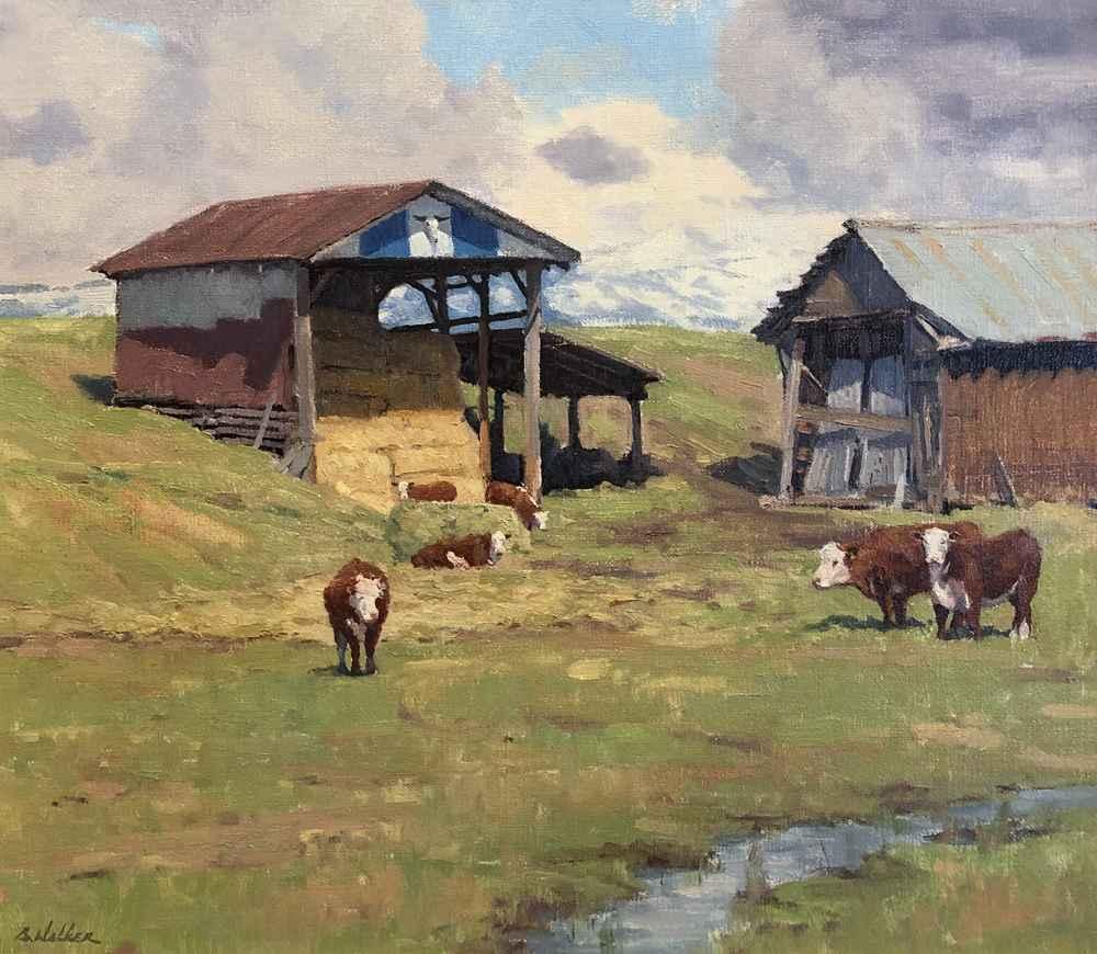Idaho Spring  by  Bart Walker