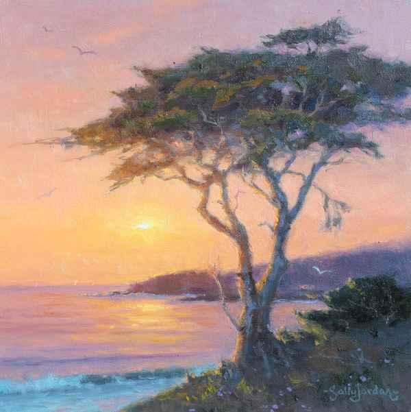 Quiet Evening by  Sally  Jordan - Masterpiece Online