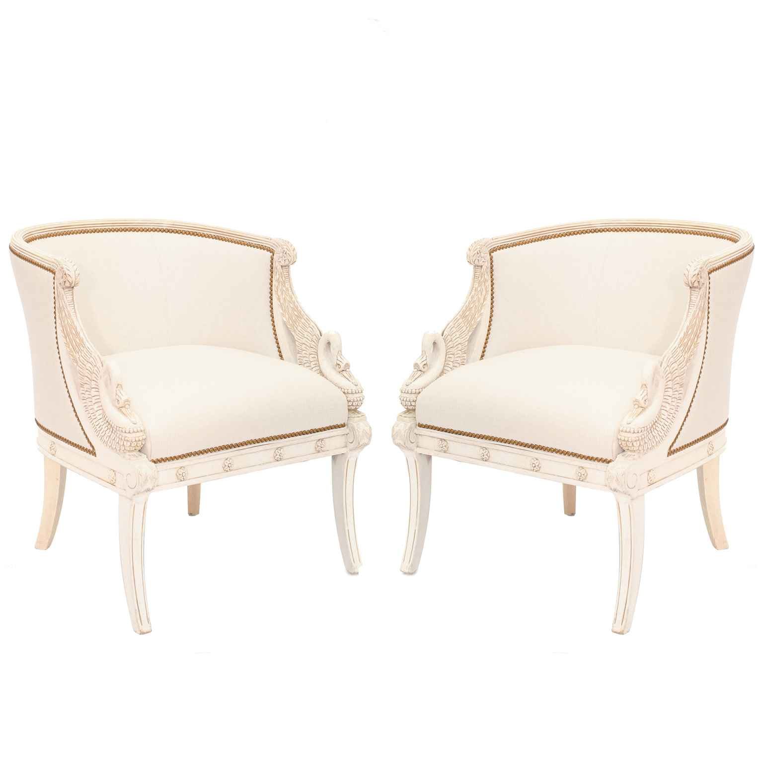 Pair of Empire Style,... by  French  - Masterpiece Online