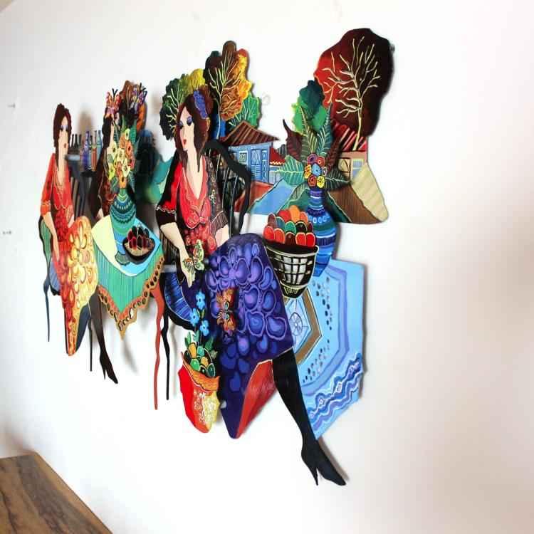 Tea Carnivale I by  Patricia Govezensky - Masterpiece Online