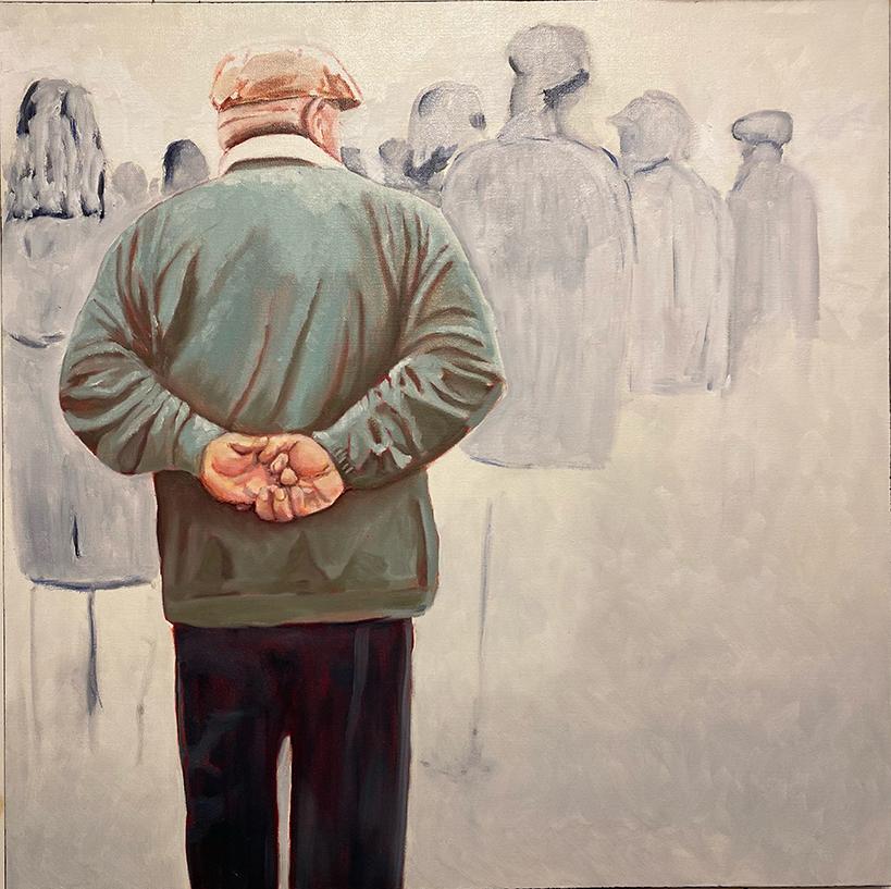 Market Day by  Terry Crimmen - Masterpiece Online