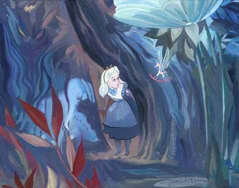 Peculiar Things by  Jim Salvati - Masterpiece Online