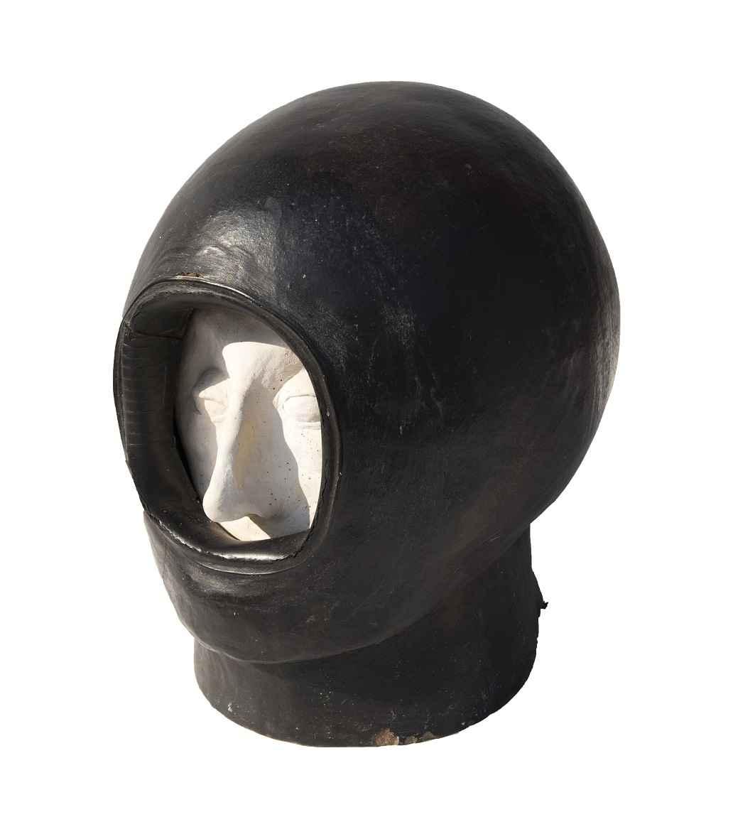 Helmet  (18C)  by  Helen Post