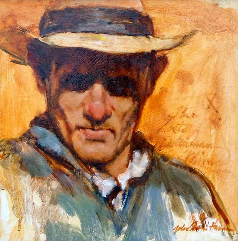Lost Duchmann's Mine by  John Austin Hanna - Masterpiece Online