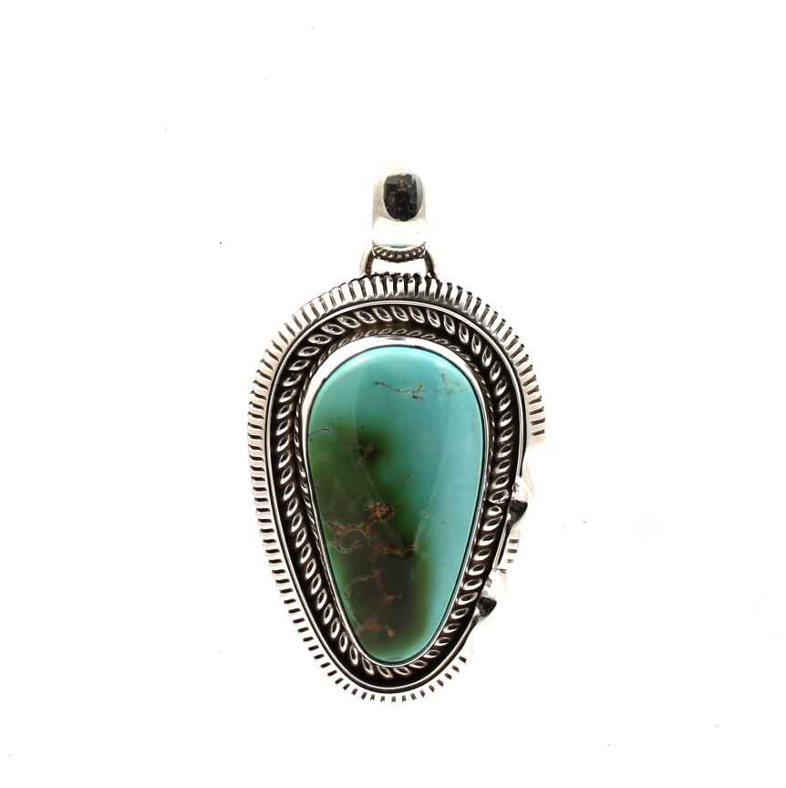 Royston Turquoise Pen... by  Artie Yellowhorse - Masterpiece Online