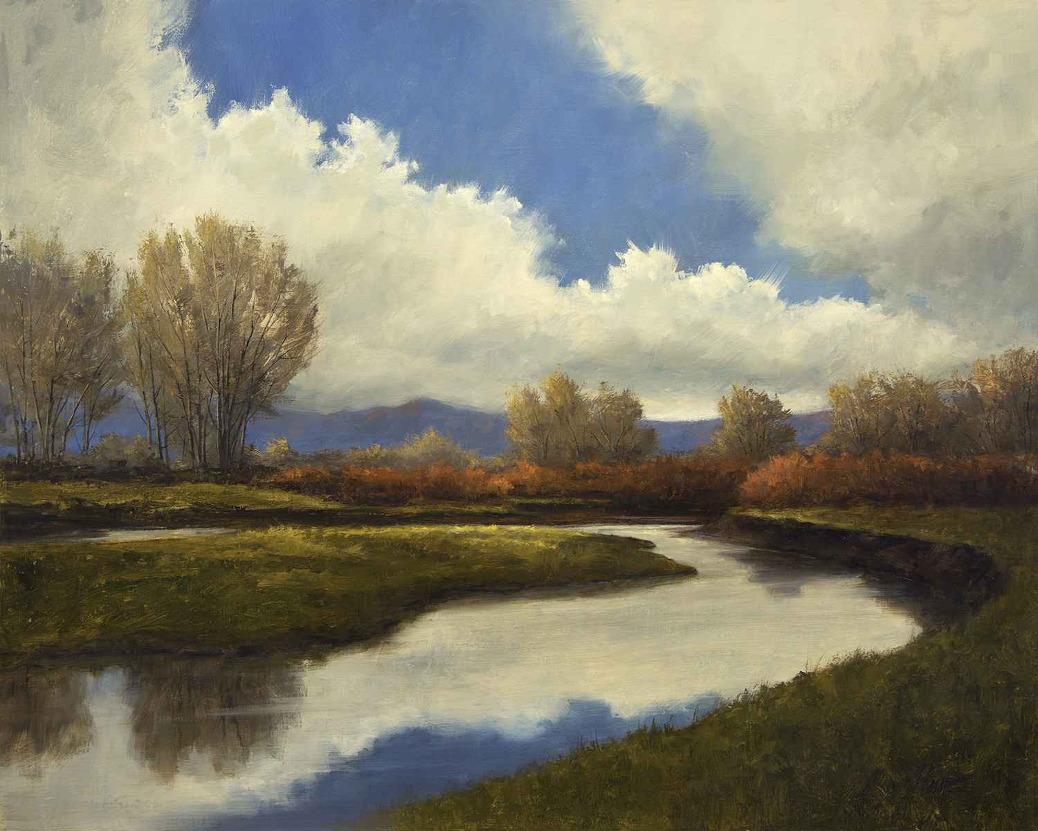 Lazy River by Ms. Peggy Immel - Masterpiece Online