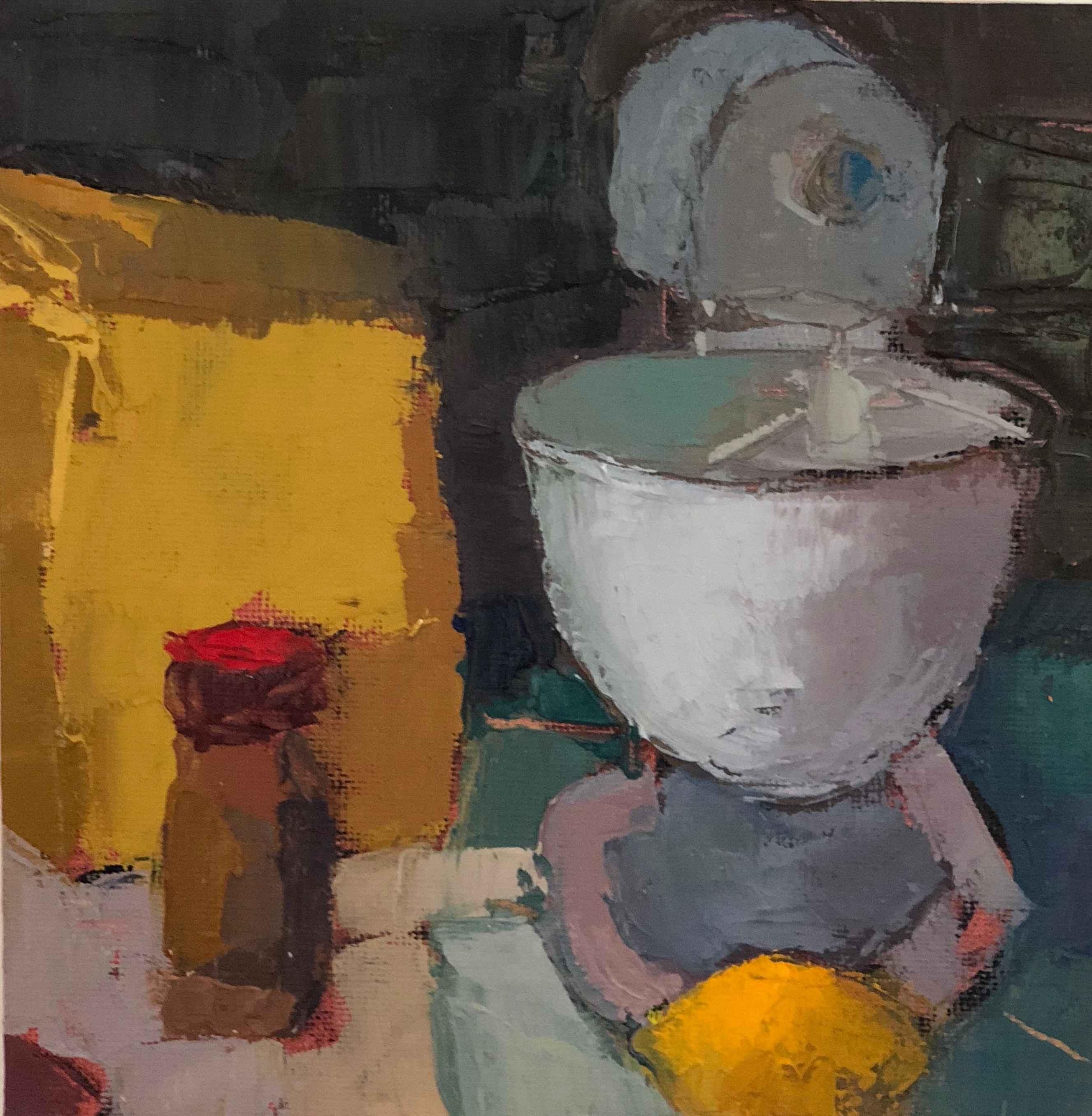 Z Baking Cookies by  Rossana Dewey - Masterpiece Online