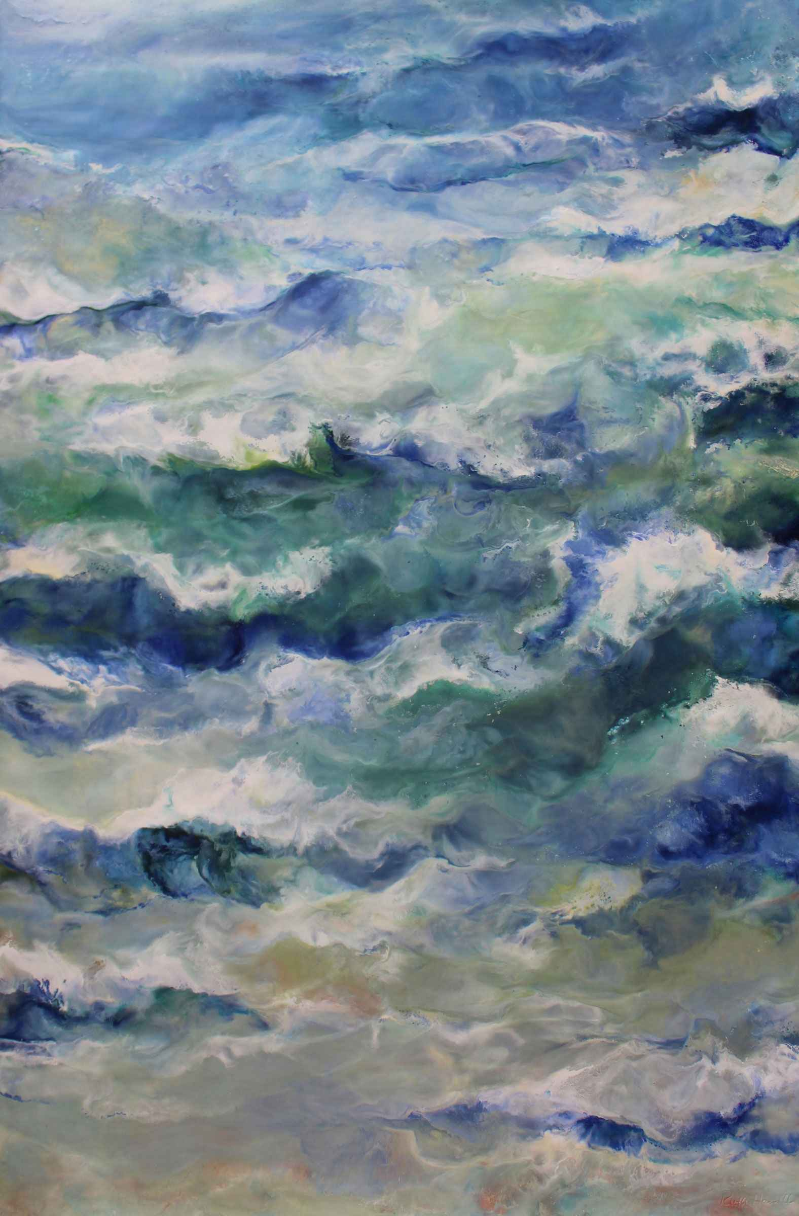 That's Where I'll Be by  Ruth Hamill - Masterpiece Online