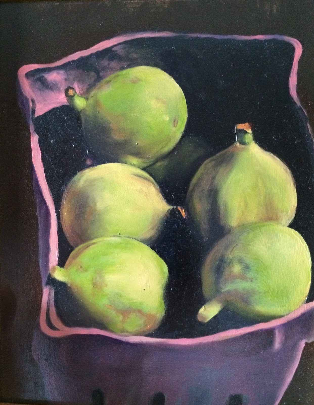 Figs  by  Mary Morant