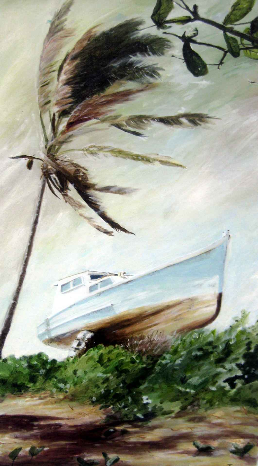Upon Windy Tides by  Tobias Scott - Masterpiece Online