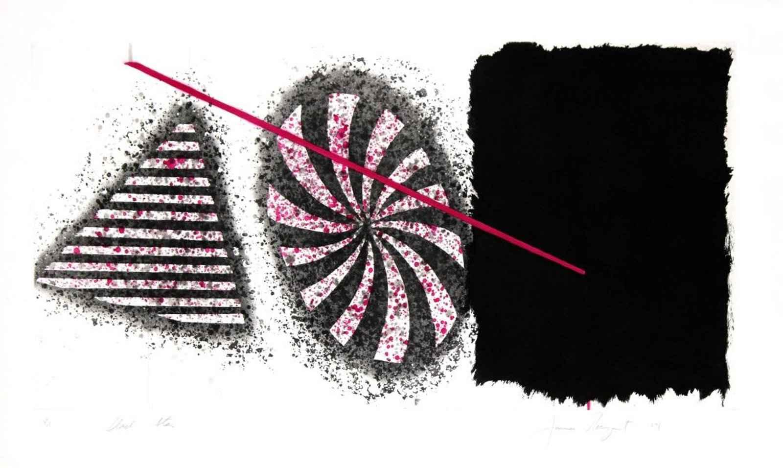 Black Star by  James Rosenquist - Masterpiece Online