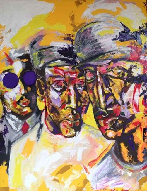 Brotherhood by Mr John Madu - Masterpiece Online