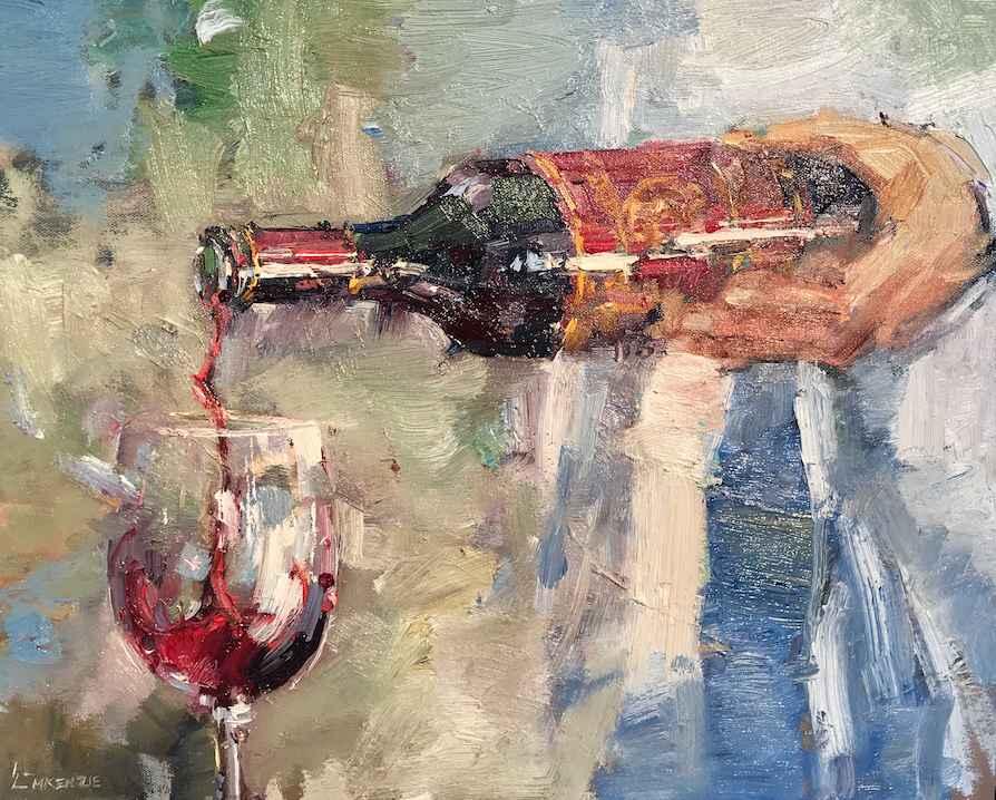 Our Finest Red by Mr. Wayne McKenzie - Masterpiece Online