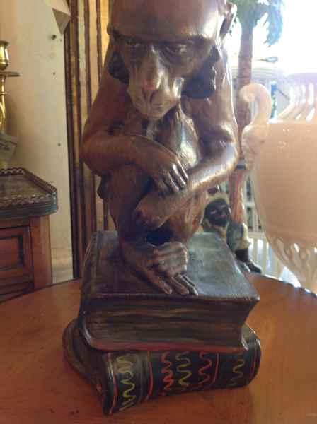 Terracotta Monkey by  Italian  - Masterpiece Online