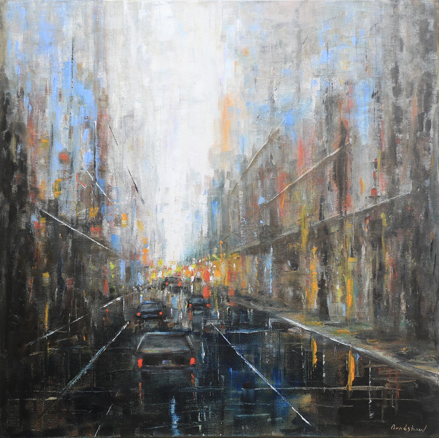 Cyber City by  Bob Bradshaw - Masterpiece Online