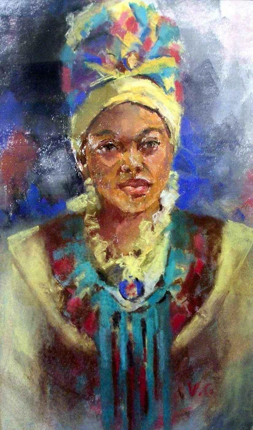 Melanie by Mrs. Vishni Gopwani - Masterpiece Online