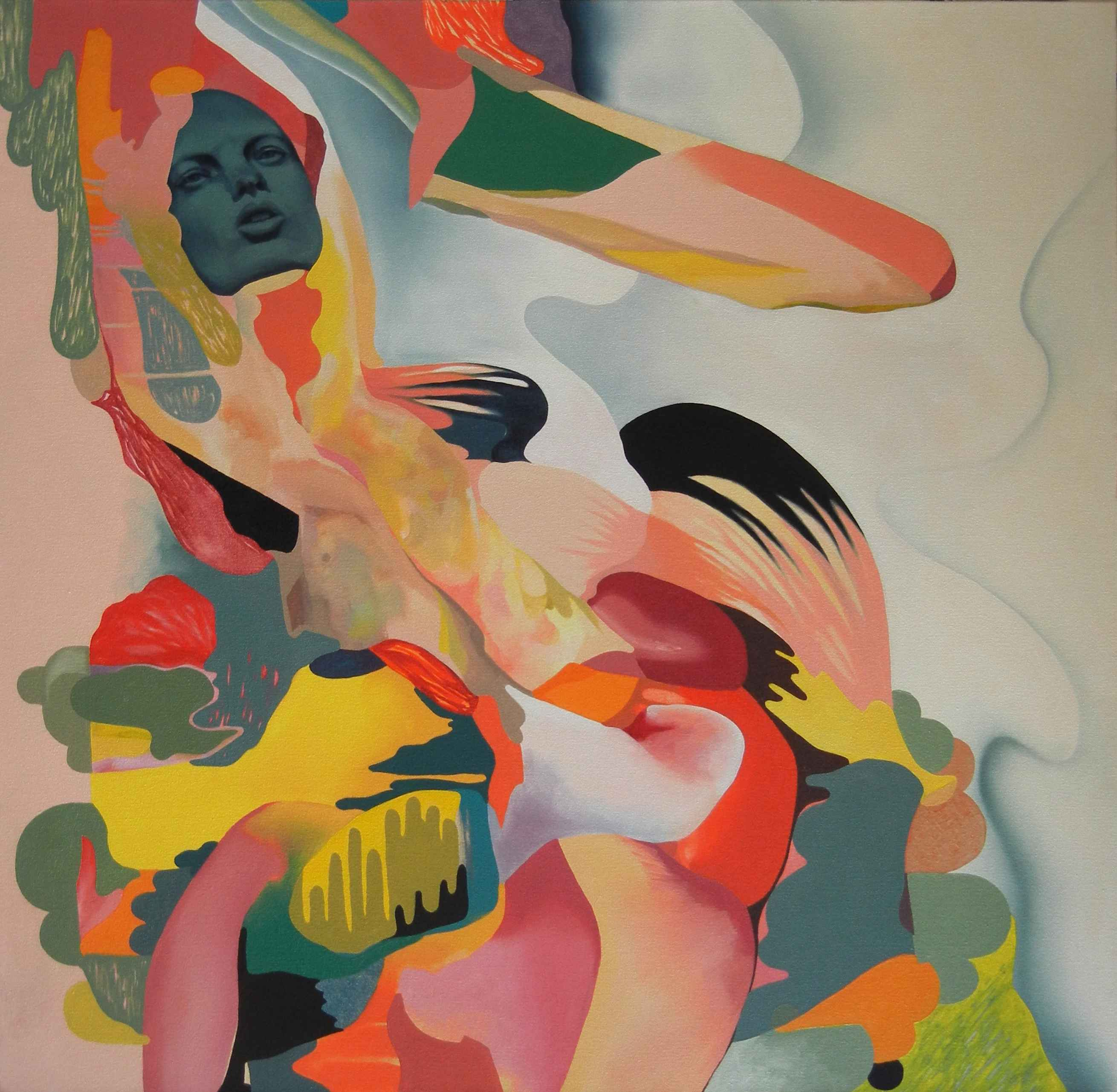 Rapture by  Beata Chrzanowska - Masterpiece Online