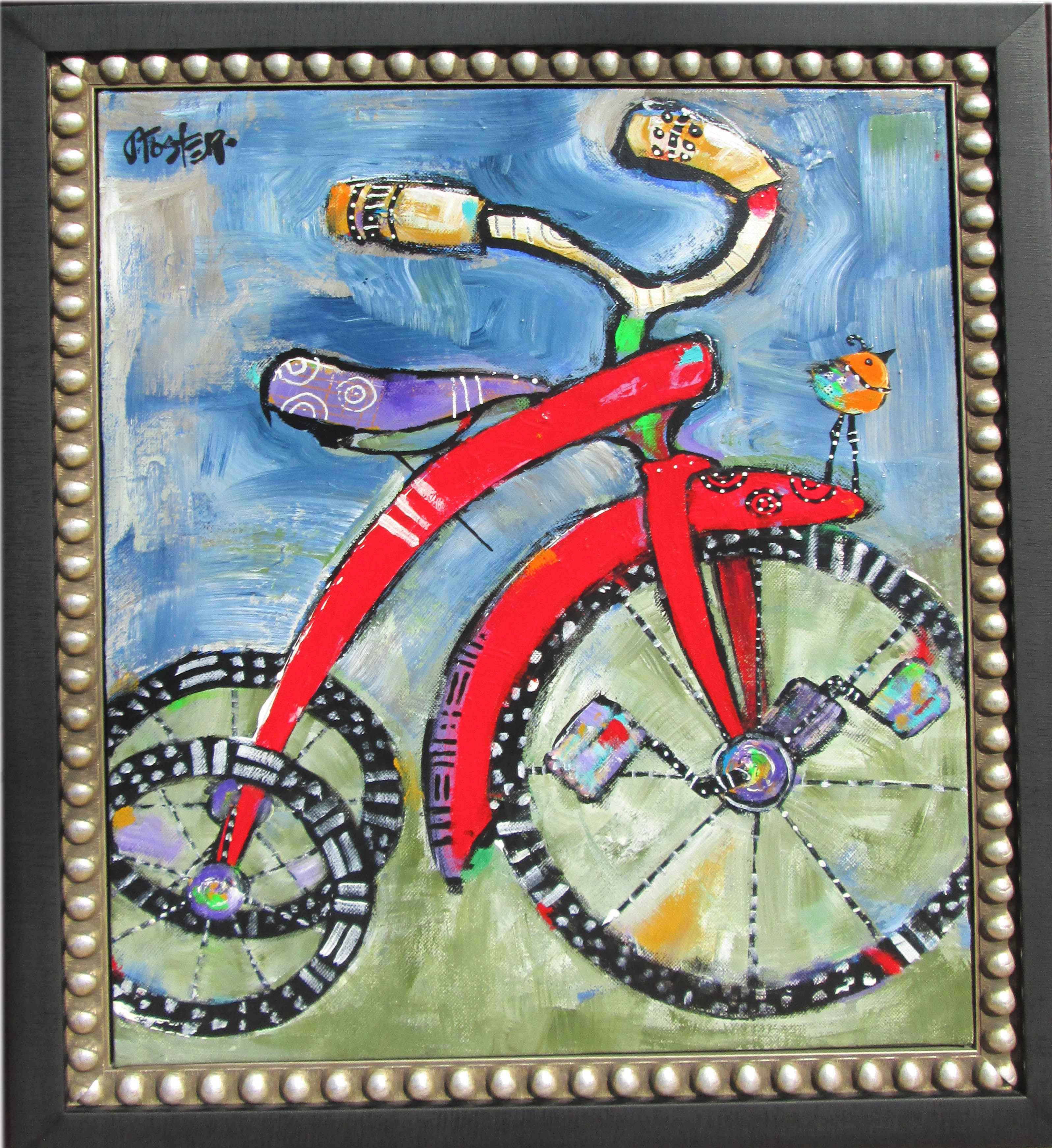 Red Rider by  Jenny Foster - Masterpiece Online