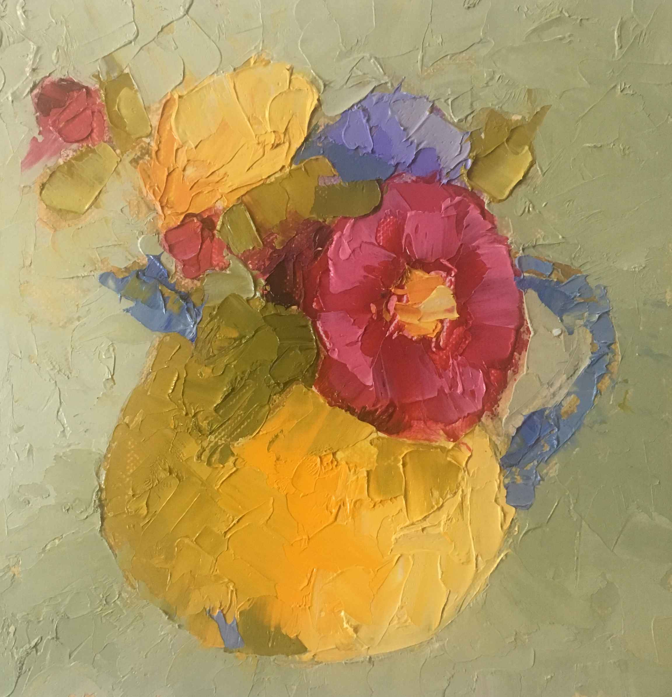 Tiny Delight by  Carol Maguire - Masterpiece Online