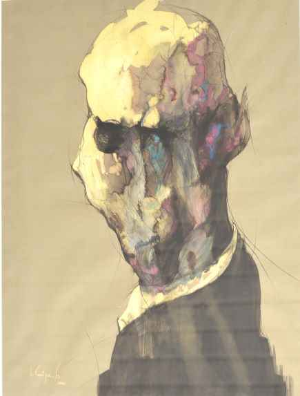 Watching by  Boniface Maina - Masterpiece Online