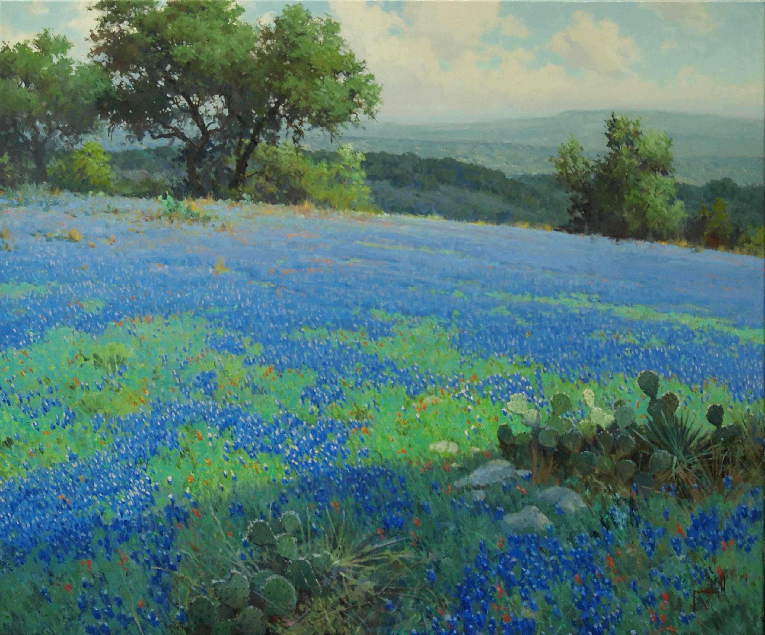 View from a High Mead... by Mr. & Mrs. Robert Pummill - Masterpiece Online