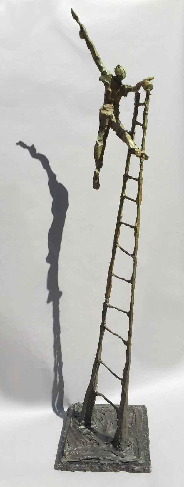 Just Beyond 3/17 by Ms. Jane DeDecker - Masterpiece Online