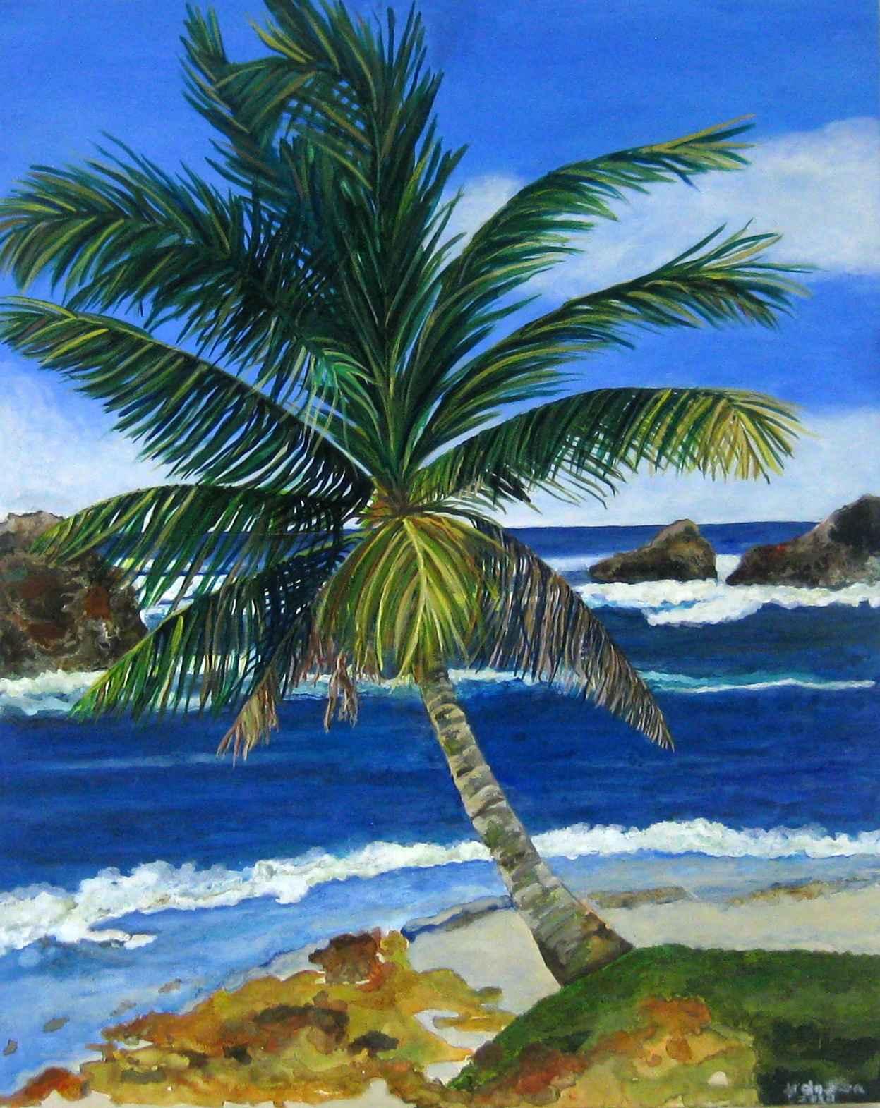 Tranquility by  Heather da Silva - Masterpiece Online