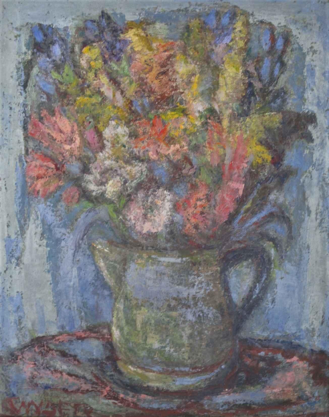 Unknown (Floral) by  Amanda Snyder - Masterpiece Online