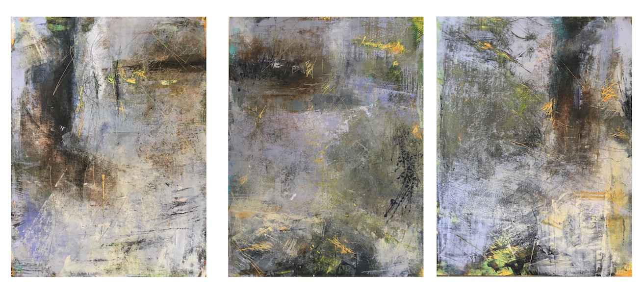 Eiderdown Hour Tripty... by  Helen Shulman - Masterpiece Online