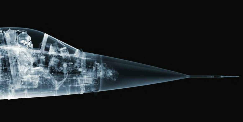 F-104 Starfighter by  Nick Veasey - Masterpiece Online