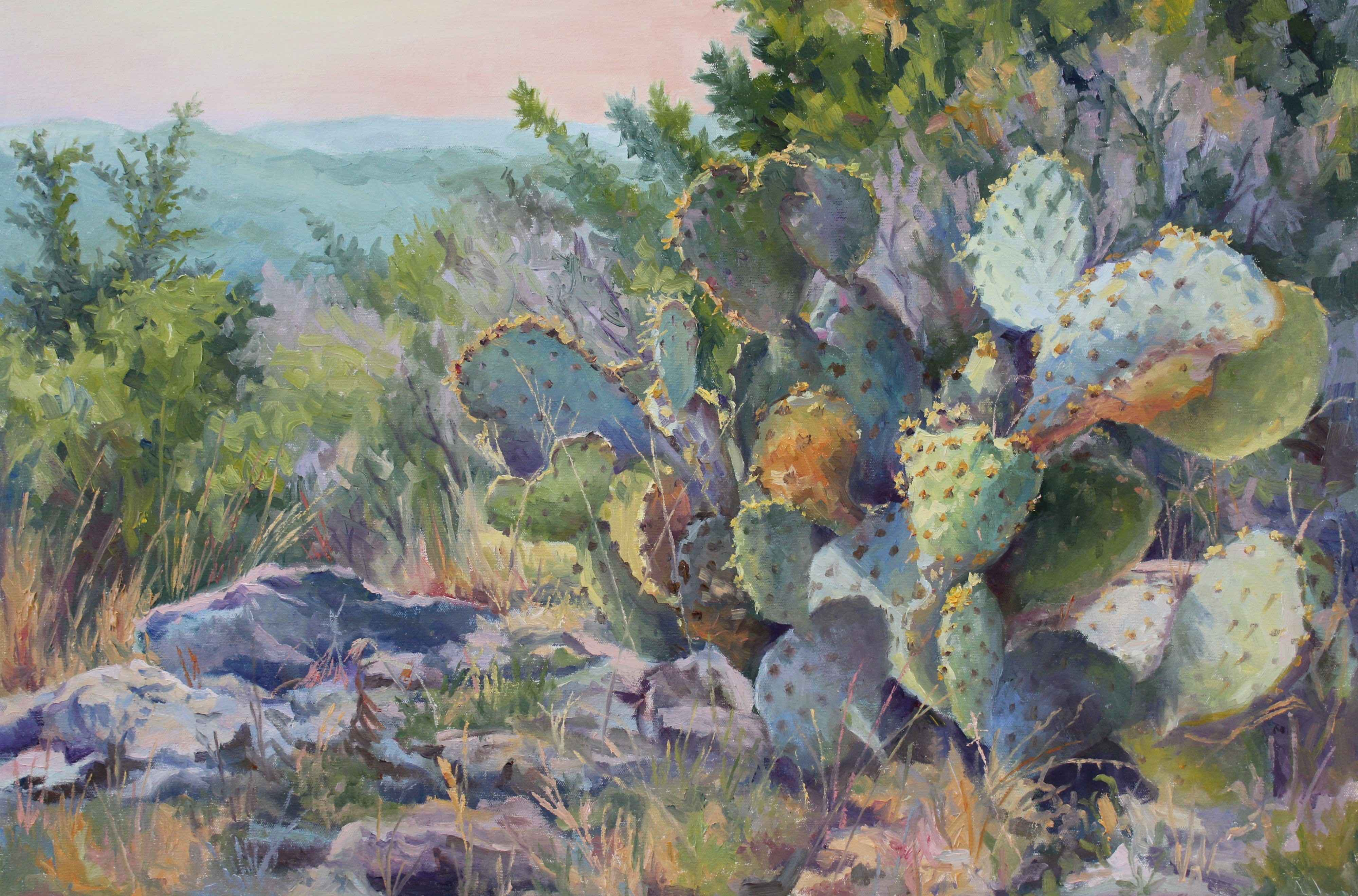Hill Country Colors by  Barbara Mauldin - Masterpiece Online