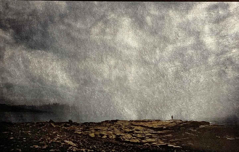 Seawall by  Vicki Reed - Masterpiece Online