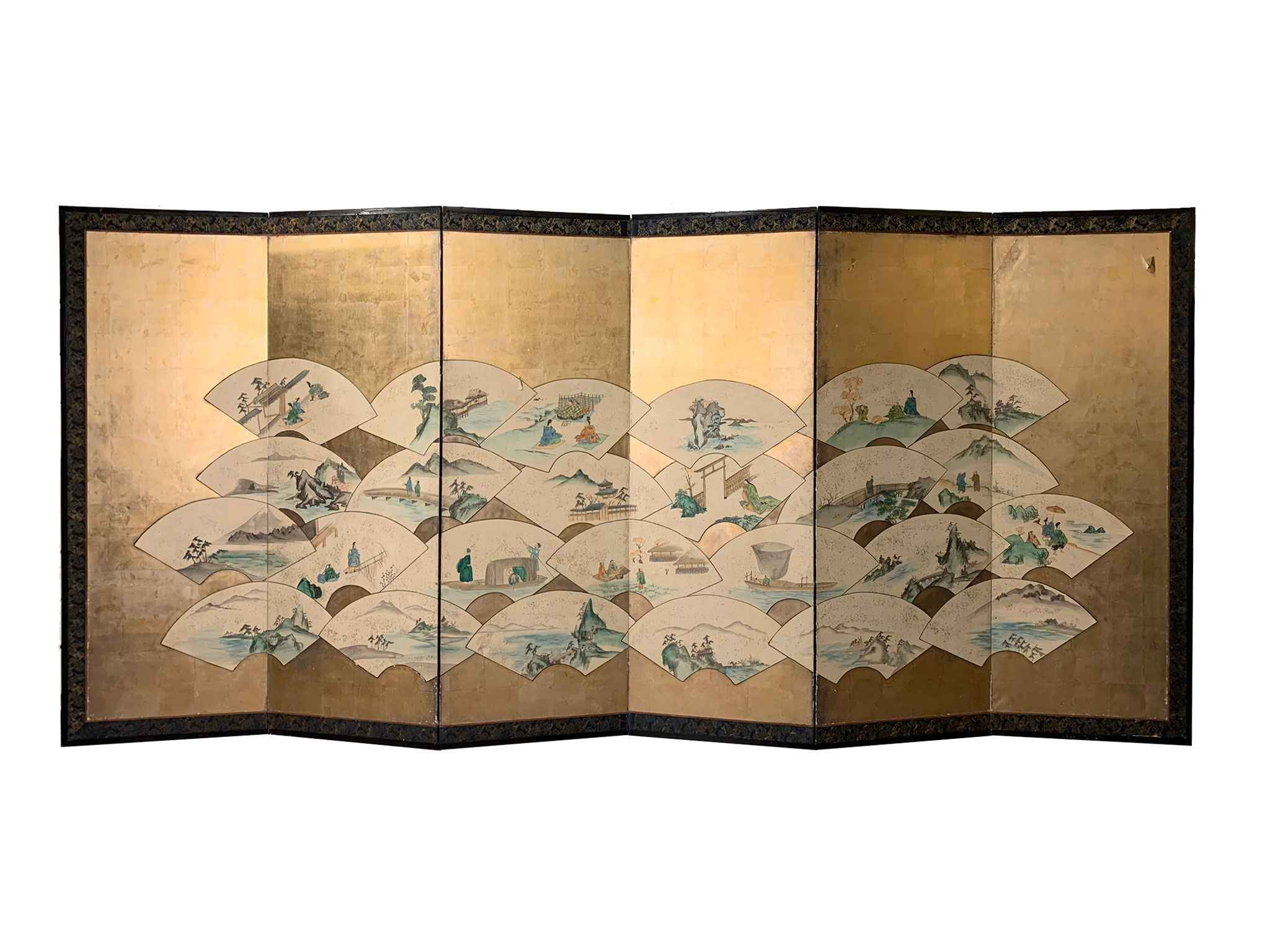 JAPANESE 6 PANEL SCRE... by    - Masterpiece Online