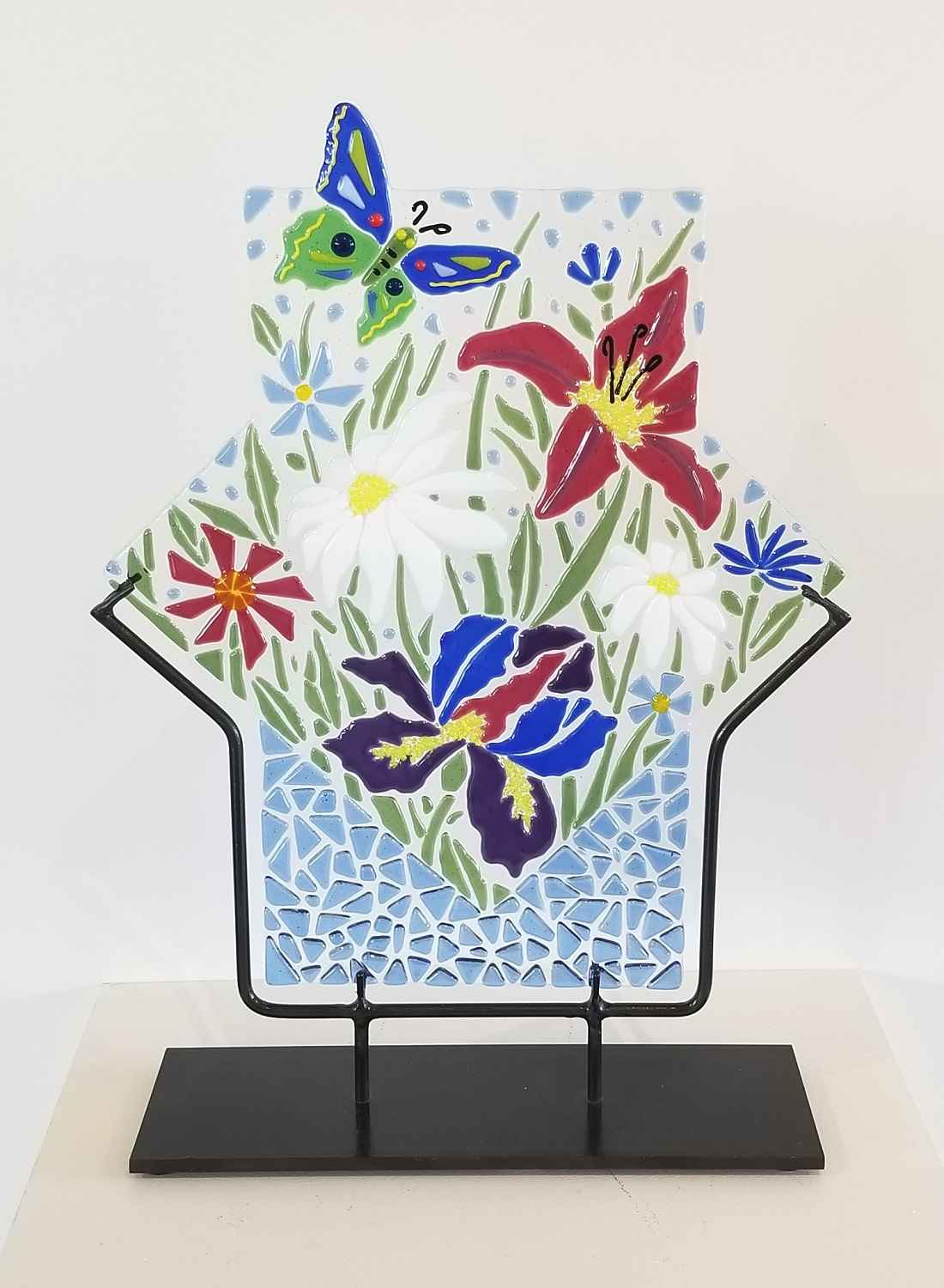 Butterfly Bouquet by  Harriet and Don Herrick - Masterpiece Online