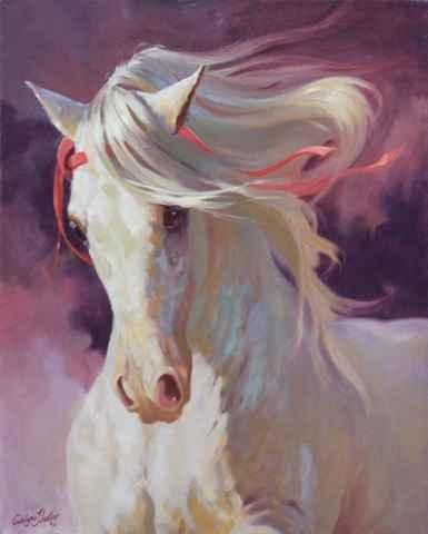 Blanco by  Carolyne Hawley - Masterpiece Online