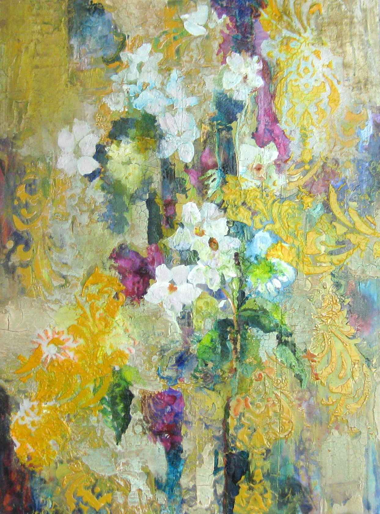 Plumeria by Ms. Tracey Williams - Masterpiece Online