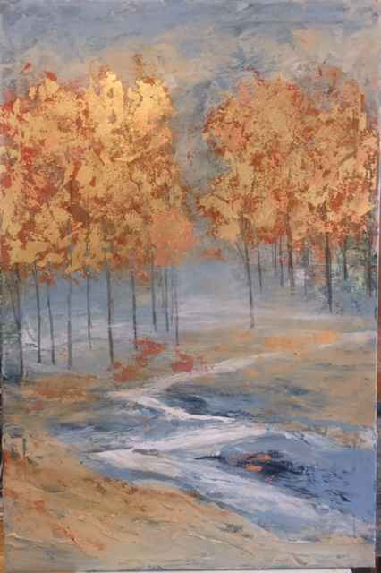Golden Autumn by  Steve Lyons - Masterpiece Online